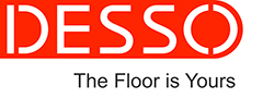 Desso Flooring Logo - Commercial Flooring Suppliers